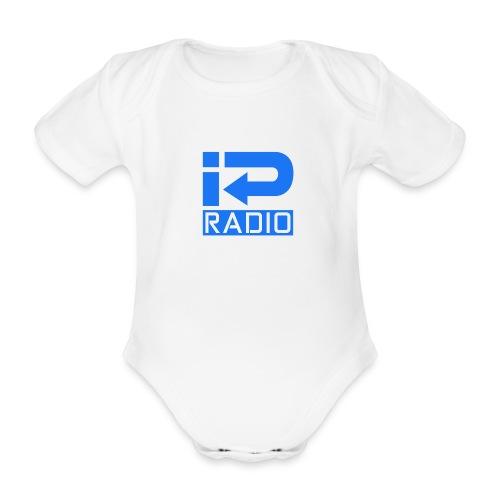 logo trans png - Baby bio-rompertje met korte mouwen