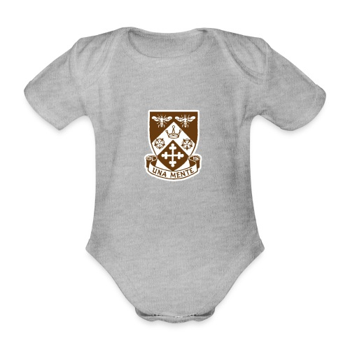 Borough Road College Tee - Organic Short-sleeved Baby Bodysuit