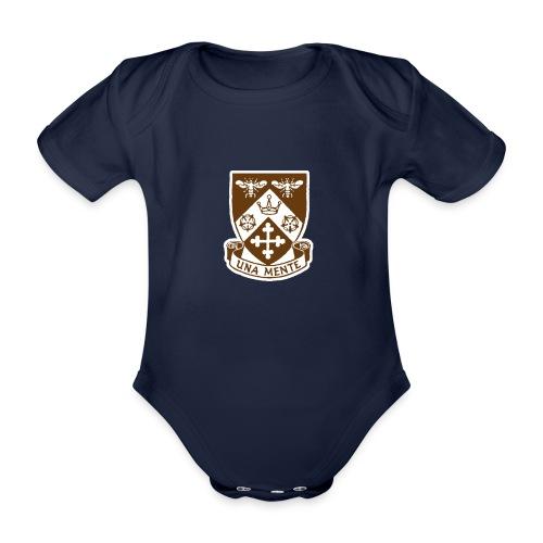 Borough Road College Tee - Organic Short-sleeved Baby Bodysuit