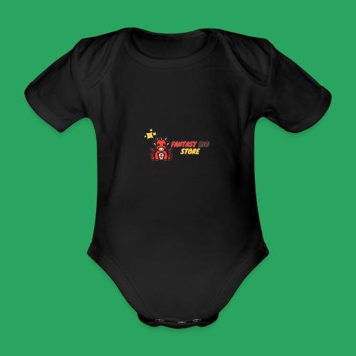 Fantasy big store - Body ecologico per neonato a manica corta