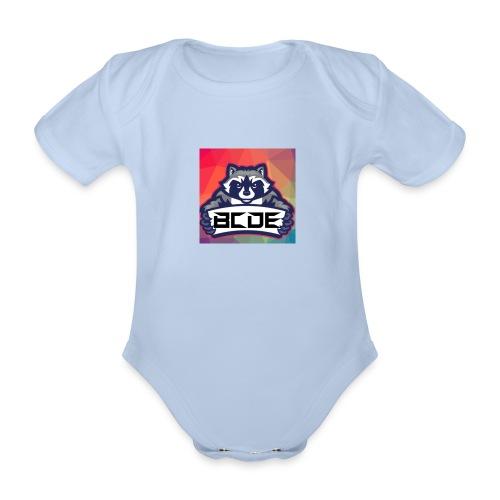 bcde_logo - Baby Bio-Kurzarm-Body
