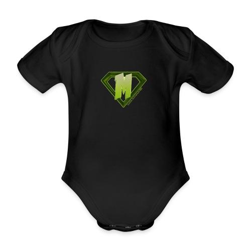 ManuLM80 - Baby Bio-Kurzarm-Body