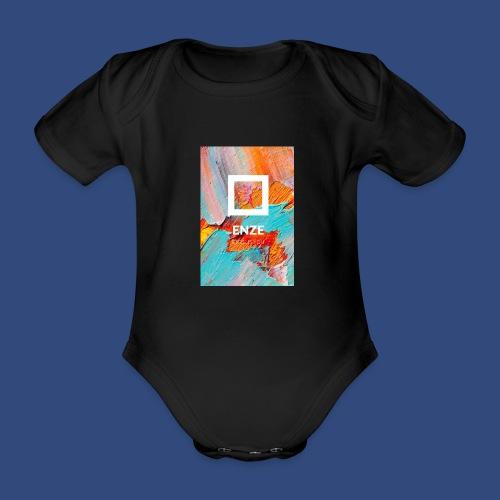 ENZE is you - Ekologisk kortärmad babybody