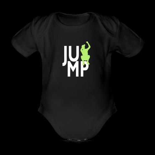 JUMP - Baby Bio-Kurzarm-Body