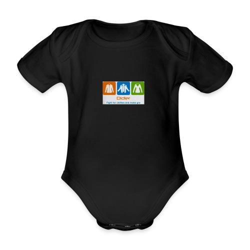 IMG 3596 - Kortærmet babybody, økologisk bomuld