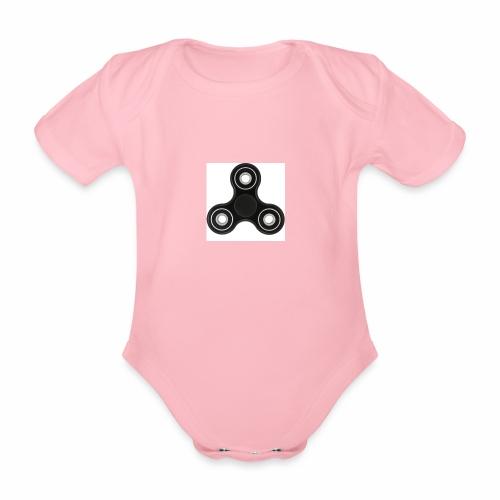 SPINNERIJONNEN UNELMA!!!!!!!!!!!!!! - Vauvan lyhythihainen luomu-body