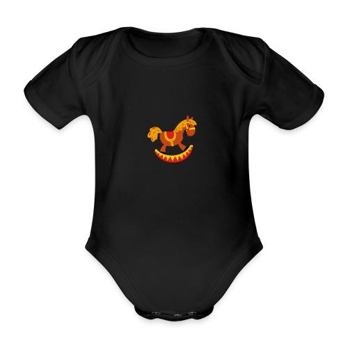 rocker 161936 340 - Baby Bio-Kurzarm-Body