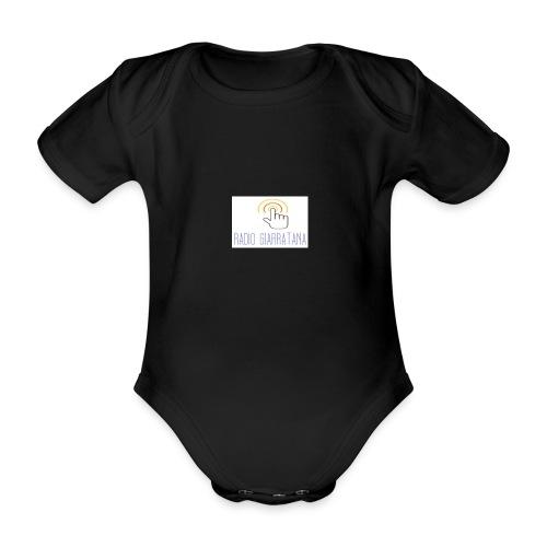 GADGET RADIO GIARRATAnNA - Body ecologico per neonato a manica corta