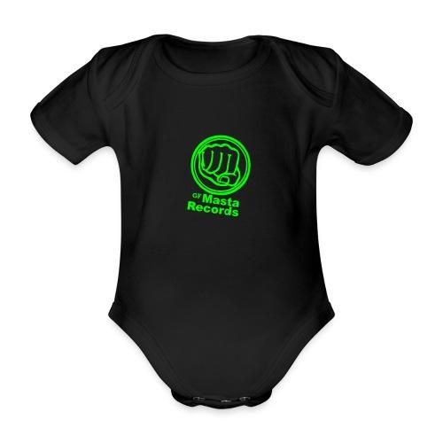 GFMRLOGO - Organic Short-sleeved Baby Bodysuit