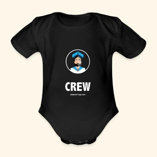 SeaProof Crew - Baby Bio-Kurzarm-Body