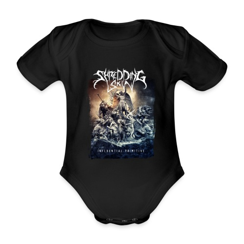 Influential Primitive - Organic Short-sleeved Baby Bodysuit