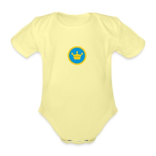 foursquare supermayor - Body orgánico de maga corta para bebé