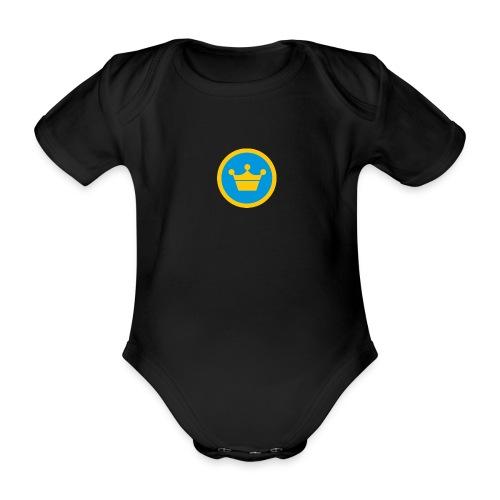 foursquare supermayor - Body orgánico de manga corta para bebé