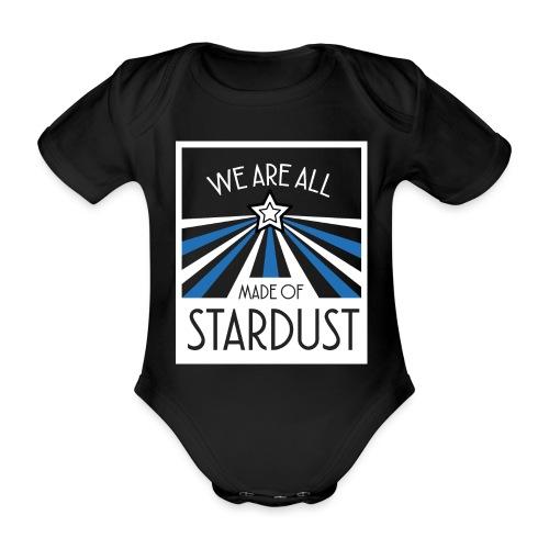 Star Dust - Body Bébé bio manches courtes