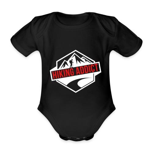 Hiking Lover - Baby Bio-Kurzarm-Body
