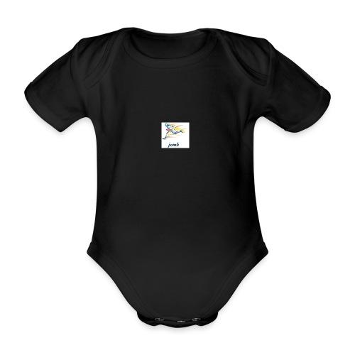 JOMB - Body Bébé bio manches courtes
