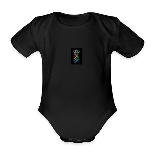 Nigga - Body orgánico de maga corta para bebé