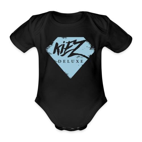 Kiez Deluxe Logo Rugged - Baby Bio-Kurzarm-Body