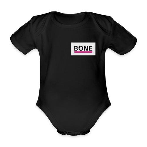 BONE - Baby Bio-Kurzarm-Body