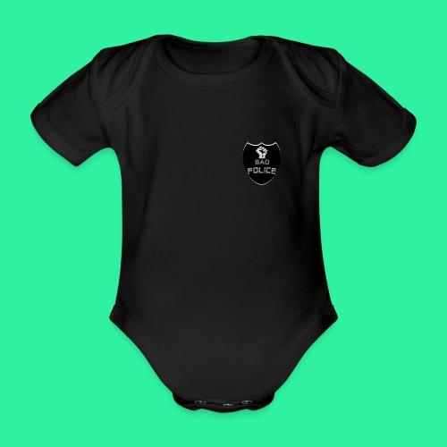 POLICE - Baby Bio-Kurzarm-Body