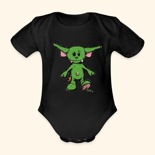 Brasilianische Zwergschlammelfe (groß) - Baby Bio-Kurzarm-Body