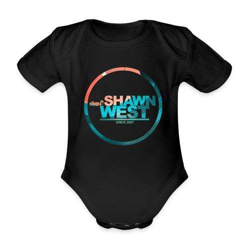 SHAWN WEST DISC JOKEY STYLE - Baby Bio-Kurzarm-Body