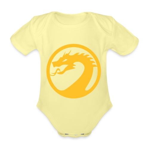 DG_Textil_Dragon - Baby Bio-Kurzarm-Body