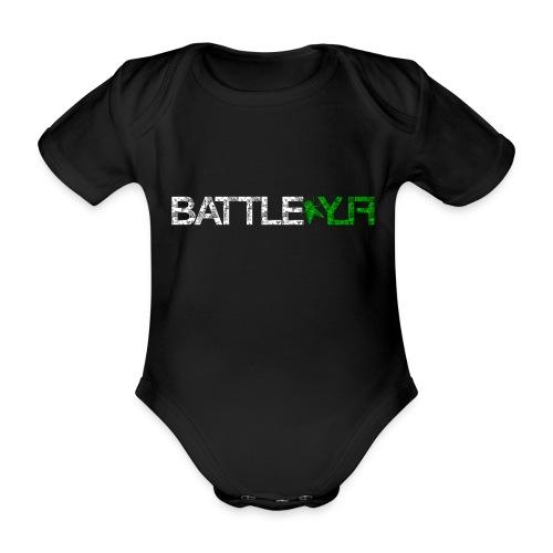 Logo_1_vorn - Baby Bio-Kurzarm-Body