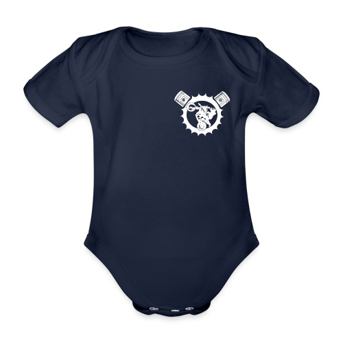 4SR HOODIE Vorne 15cm png - Baby Bio-Kurzarm-Body