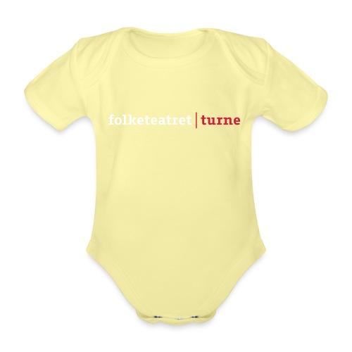 folketeatret turne ny 2011 dk - Kortærmet babybody, økologisk bomuld