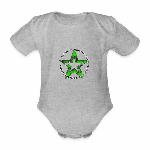 ra star slogan slime png - Baby Bio-Kurzarm-Body
