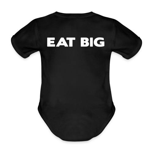 eatbig - Organic Short-sleeved Baby Bodysuit