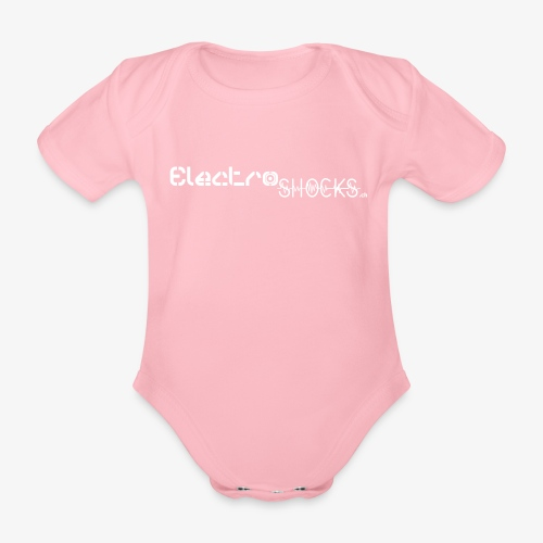 ElectroShocks BW siteweb - Body Bébé bio manches courtes