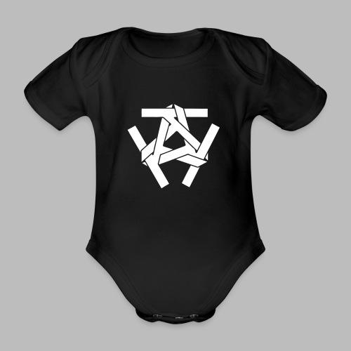 KKK-Logo-vektor - Baby Bio-Kurzarm-Body