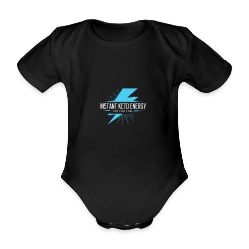 instantketoenergy - Baby Bio-Kurzarm-Body