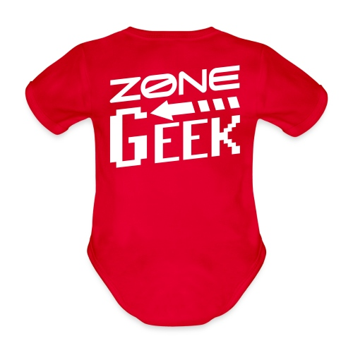 NEW Logo Homme - Body Bébé bio manches courtes
