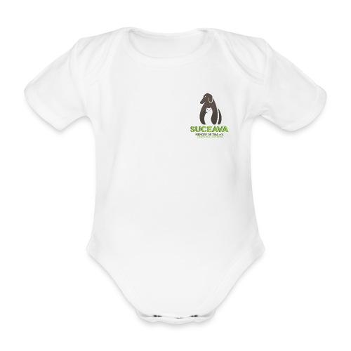 suc logo 300dpi - Baby Bio-Kurzarm-Body