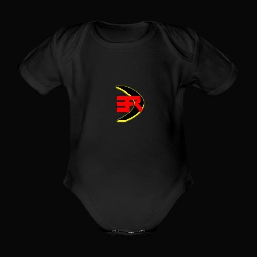 DEFRComplete (4) copy - Organic Short-sleeved Baby Bodysuit