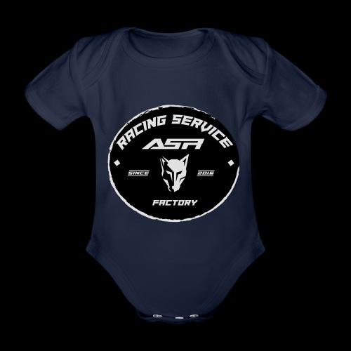 ASRFACTORY - Body bébé bio manches courtes