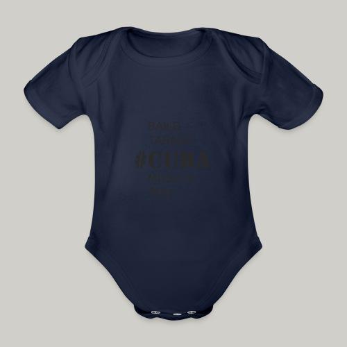 Cuba - Baby Bio-Kurzarm-Body