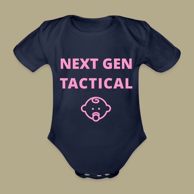 Tactical Baby Girl