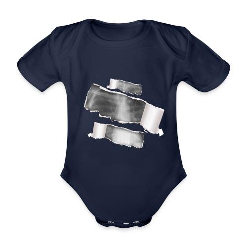 Chest X-Ray - Body ecologico per neonato a manica corta