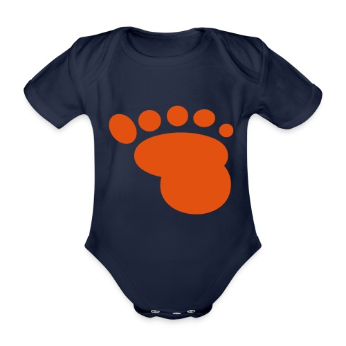 Babyfuss - Baby Bio-Kurzarm-Body