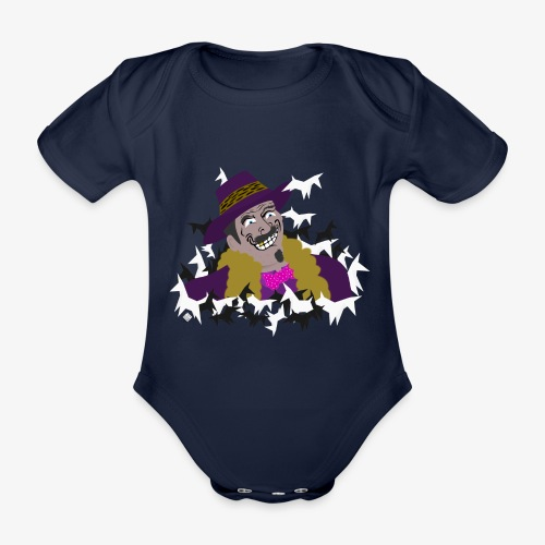 Gifts of the Gaff - Organic Short-sleeved Baby Bodysuit