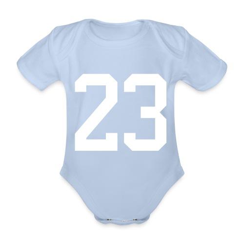 23 VISUR Stefan - Baby Bio-Kurzarm-Body