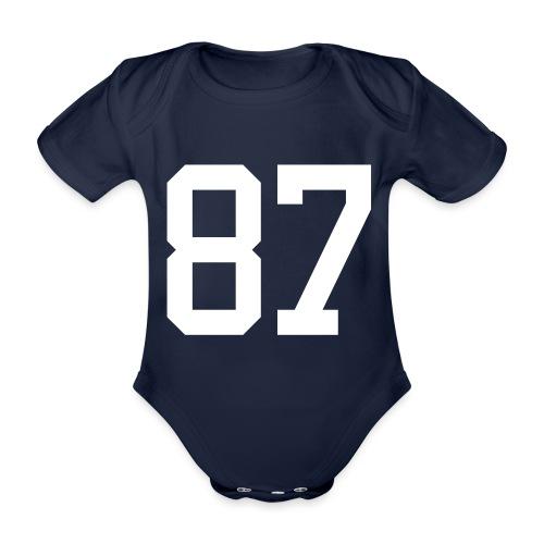 87 LEBIS Jan - Baby Bio-Kurzarm-Body