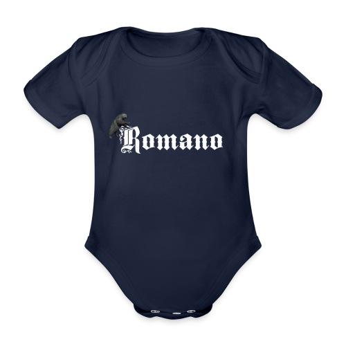 626878 2406603 romano23 orig - Ekologisk kortärmad babybody