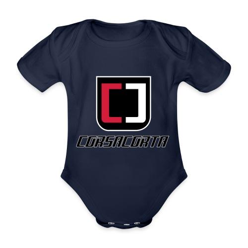 Cover Smartphone - Corsacorta - Body ecologico per neonato a manica corta