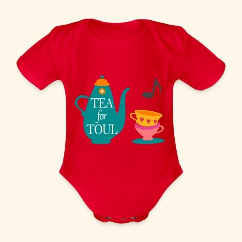 Tea for Toul - Body Bébé bio manches courtes