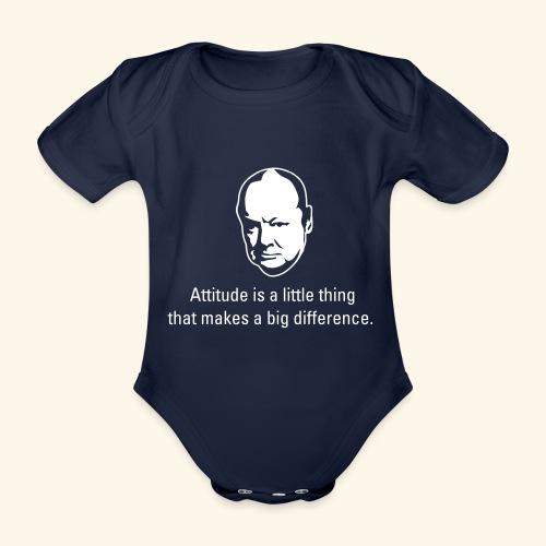 Churchill - Baby Bio-Kurzarm-Body